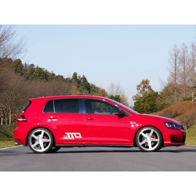 Photo2:  TEZZO Adjustable spring kit for VW Golf VII GTI 《15.01.29 update》