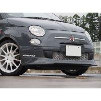 TEZZO aluminium mesh bumper for Fiat500 (15.01.31 update)