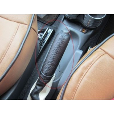 Photo1: TEZZO STYLE shift boot for Fiat500(2015.01.31 update)