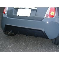 TEZZO rear bumper equipped with diffuser for Fiat500 Series(15.01.31)