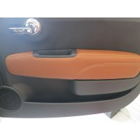 TEZZO STYLE  door trims for Fiat500 left and right set(15.01.31)