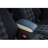 Vallelunga armrest made from real leather for Golf VII GTI (15.01.31 update)