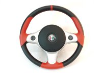 Vallelunga by TEZZO Steering wheel series made from real leather 【Ti】 《14.12.5 update》
