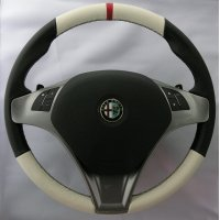 Vallenlunga by TEZZO Steering wheel series made from real leather【Misano】(15.01.31 update)