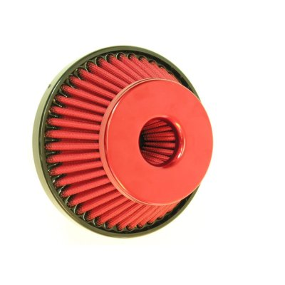 Photo3: TEZZO carbon air intake systam Ver.2 red carbon for Alfa Romeo 159