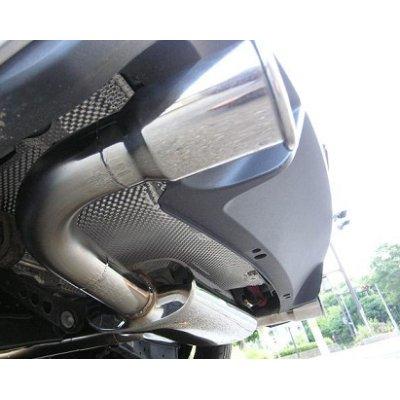 Photo4: TEZZO Preium muffler for VW Golf VI GTI