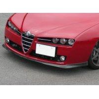 TEZZO front spoiler for Alfa Romeo 159