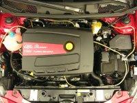 TEZZO earthing system for Alfa Romeo Giulietta