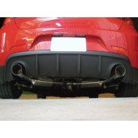 TEZZO Circuit sound muffler for Alfa Romeo Giulietta 1.4