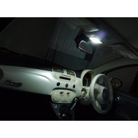 TEZZO interior lamp LED for FIAT PANDA