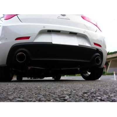 Photo2: TEZZO sports muffler for Giulietta Compe / Sprint