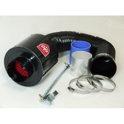 Photo2: TEZZO carbon air intake system Ver.2 for Alfa Romeo Giulietta 1.4