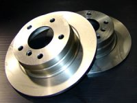 TEZZO Genuinu brake disc rotor