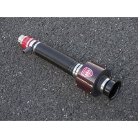 TEZZO carbon air intake systam Ver.2 red carbon for Alfa Romeo spider brera