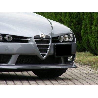 Photo1: TEZZO front spoiler for Alfa Romeo 159/Brera/Spider