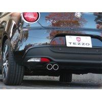 TEZZO preium spiral muffler for Alfa Romeo Mito series (14.05.01 update)