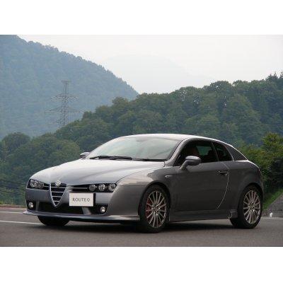 Photo2: TEZZO front spoiler for Alfa Romeo 159/Brera/Spider