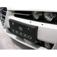 TEZZO carbon number plate for Alfa Romeo Brera/spider