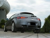 TEZZO rear diffuser for Alfa Romeo Brera