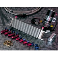TEZZO Transmission Oil Cooler