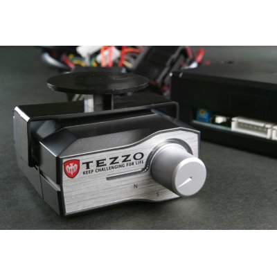 Photo1: TEZZO throttle controller for Alfa Romeo 4C