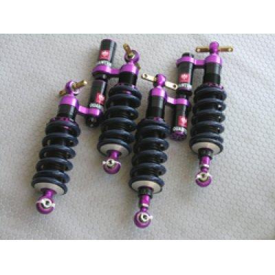 Photo1: TEZZO Quantum adjustable suspension kits for Ferrari 355