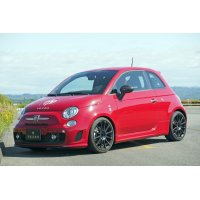 TEZZO Stainless pillar kits for Abarth500 series