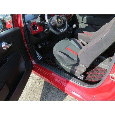 Photo5: TEZZO Style floor mat for Abarth500series
