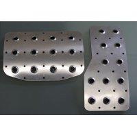 TEZZO Non-slip pedal mat (2 pieces) for TOYOTA 86 / SUBARU BRZ