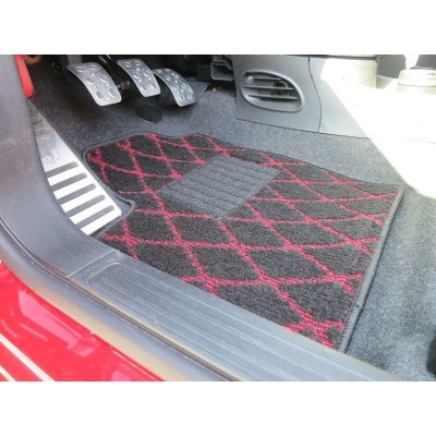 Photo2: TEZZO Style floor mat for Renault Megane R.S.