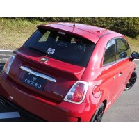 TEZZO duck tail spoiler for Abarth500/595