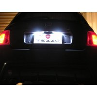 TEZZO BASE LED license plate light for Abarth500 series