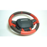 Vallenlunga by TEZZO Steering wheel series made from real leather for Land rover Evoque