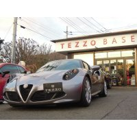 develeping TEZZO stainless pillar kits for Alfa Romeo 4C
