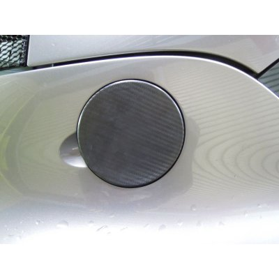 Photo1: 【Sales release】Alfa Romeo 4c dry carbon fuel lid by TEZZO