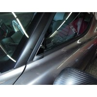 Low cost luxurious direction!! Alfa Romeo 4c stainless pillar kit by TEZZO