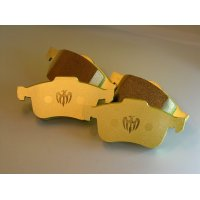 Less brake dust!! Bre'c TEZZO brake system   brake pad Alfa Romeo