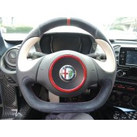 TEZZO STYLE carbon steering for Alfa Romeo 4C