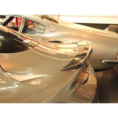 Photo2: Alfa Romeo 4c carbon trunk spoiler ver2 by TEZZO